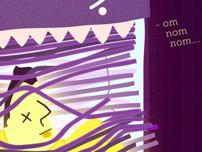 The Blinds illustration