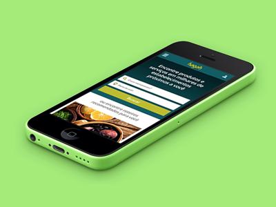 Hagah Mobile design ui ux mobile responsive