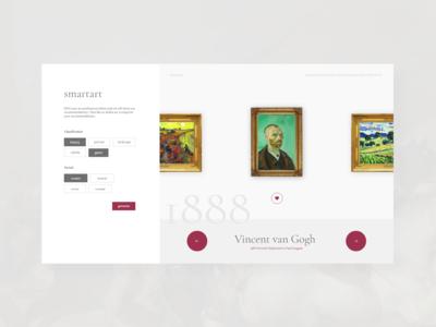 Discover arts app