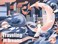 Traveling in Dreams-2