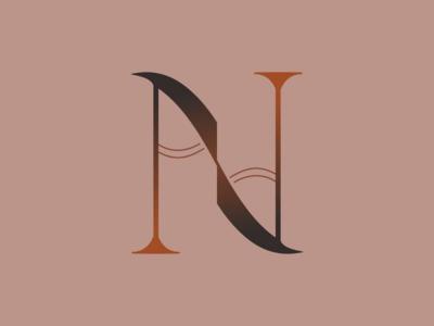 Logo leter N