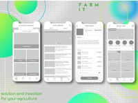 Farm IT Hi-Fi wireframe