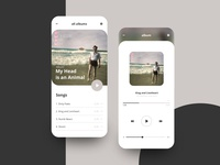 Music Player's App