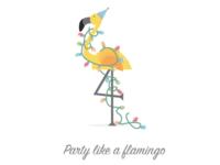 Party like a Flamingo