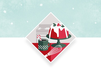 Holiday icon dribbble