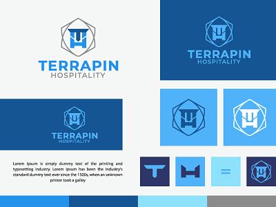 Terrapin Brand logo 01 logo design creative logo creative design