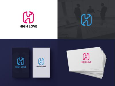 H Letter Logo Brand business template vector icon logodesign creative letter logo