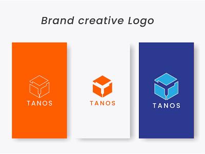 Tanos Barand Logo logodesign creative