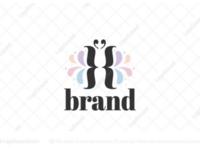 Elegant Coding Logo for sale
