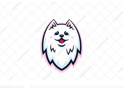 Happy Dog Logo (for sale)