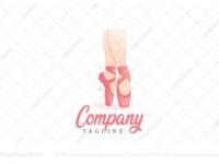 Ballerina logo for sale