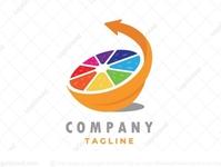 Orange Media logo for sale