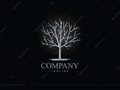 Light tree logo for sale