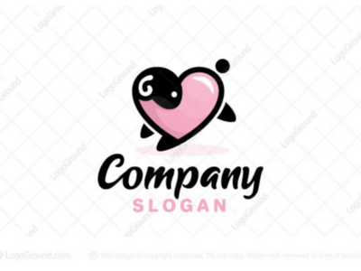 Sheep Love logo for sale