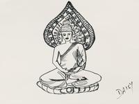 Peaceful Budha