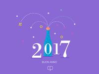 Buon Anno 2017