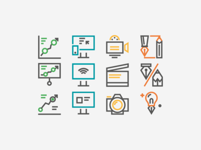 Relive Iconset