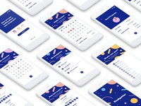 Goalgetter App Design
