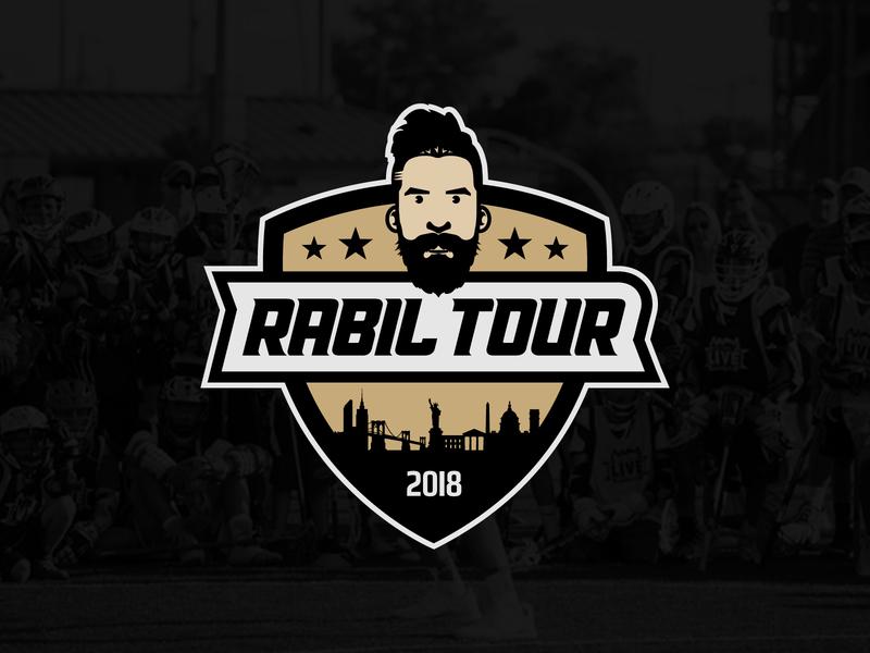 Rabil Tour Logo Design vector design logo