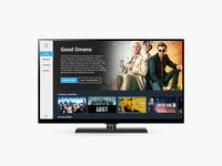 Daily UI #025 - TV App