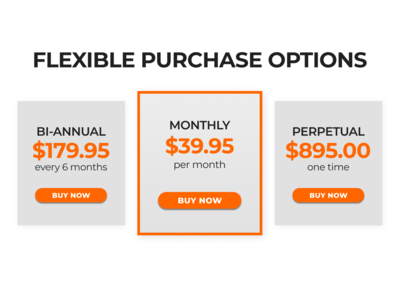Daily UI #030 - Pricing