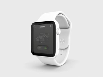 Daily UI Challenge - Apple Watch App