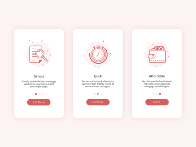 Daily UI Challenge - Onboarding