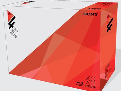 Playstation 4 Packaging