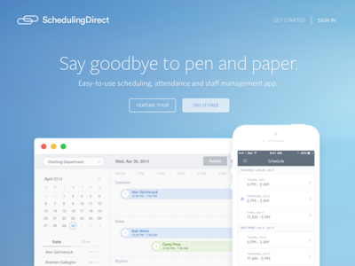 SchedulingDirect