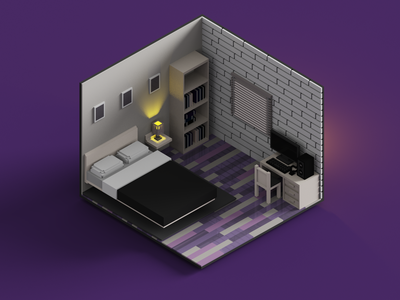 Set Design animation art property developer 2d character property set design illuatration design