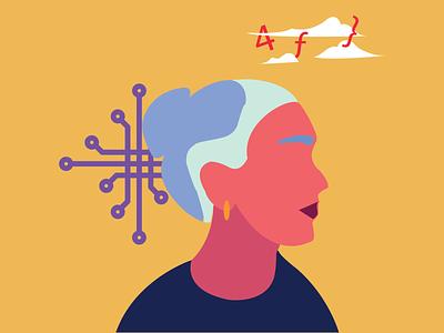 Women Voices In STEM stem women illustration women empowerment women in tech