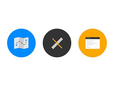 Services Icons services icons direction design development