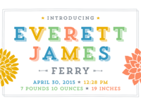 Everett James Ferry
