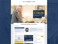 The Volcker Alliance - Homepage