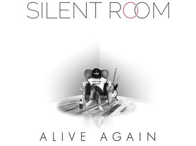 Silent Room Album Cover album cover packaging print
