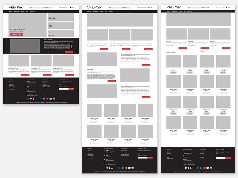 2019 UX Design prototype visual design ux design