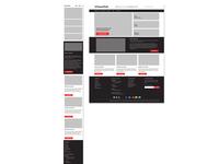 Mobile &  Desktop Layout
