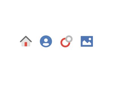Google plus icons part1