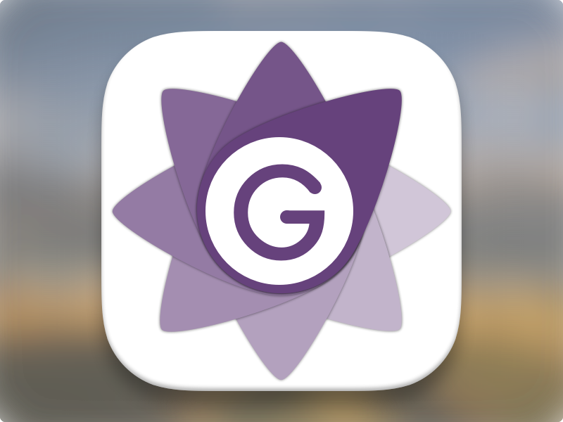 Guide App Icon ios app icon