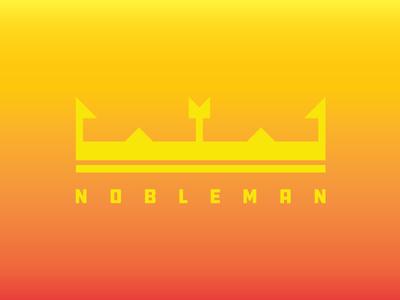 Nobleman crown mark icon logo