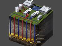 Uranium mining scheme