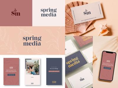 Spring Media Brand