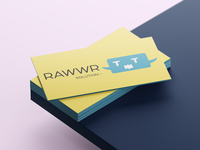 Rawwr Solution Business Card