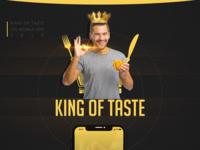 Mobile app (King Of Taste)