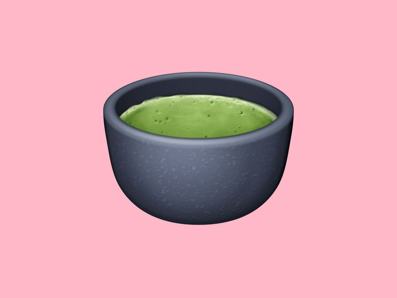 🍵 Teacup Without Handle – U+1F375