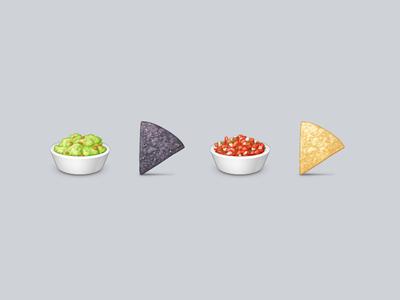 Chips & Dips Emoji