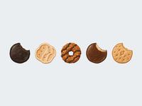 Girl Scout Cookies Emoji