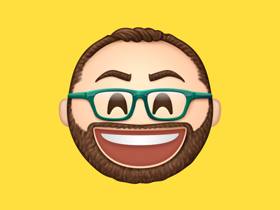 Louie Emoji louie mantia avatar portrait icon emoji mantia louie