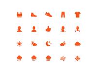 Nike+ Icons
