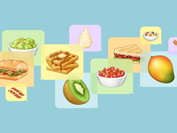 Snacks for iMessage